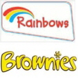 Brownies & Rainbows logo